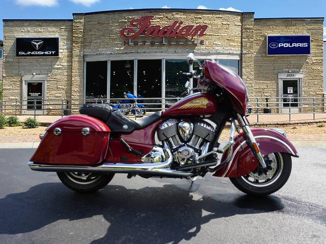 2018 Indian Chieftain® Classic in Bristol, Virginia - Photo 2
