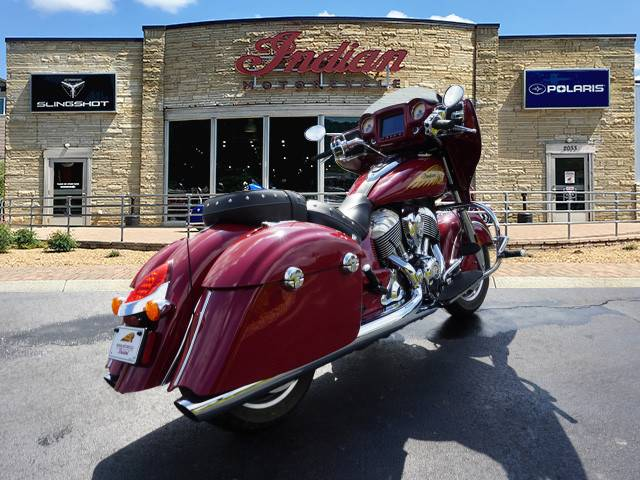 2018 Indian Chieftain® Classic in Bristol, Virginia - Photo 3