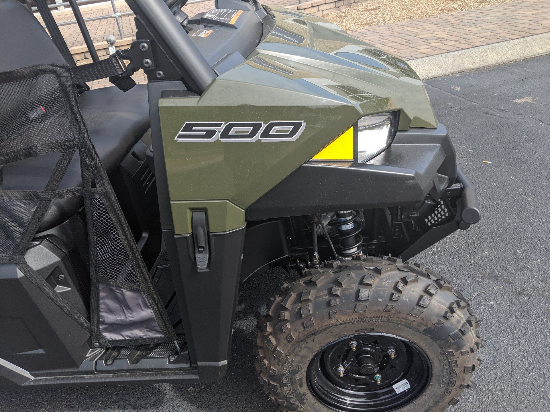 2020 Polaris Ranger 500 in Bristol, Virginia - Photo 1