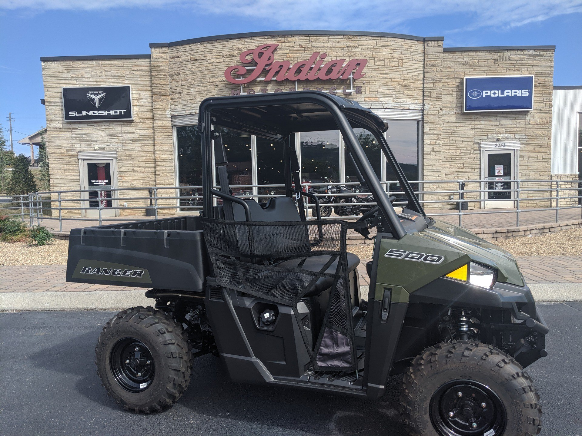 2020 Polaris Ranger 500 in Bristol, Virginia - Photo 2