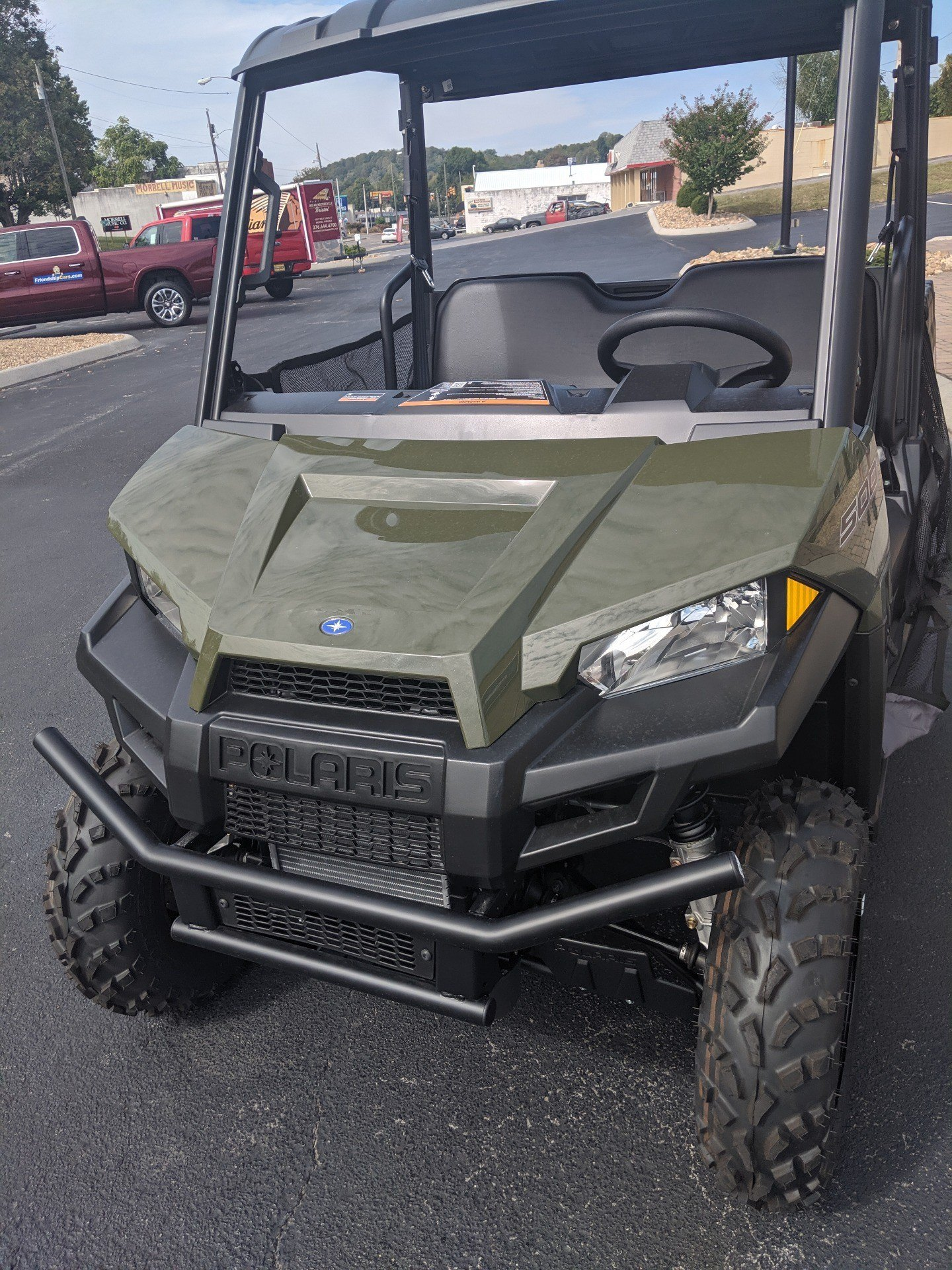 2020 Polaris Ranger 500 in Bristol, Virginia - Photo 7
