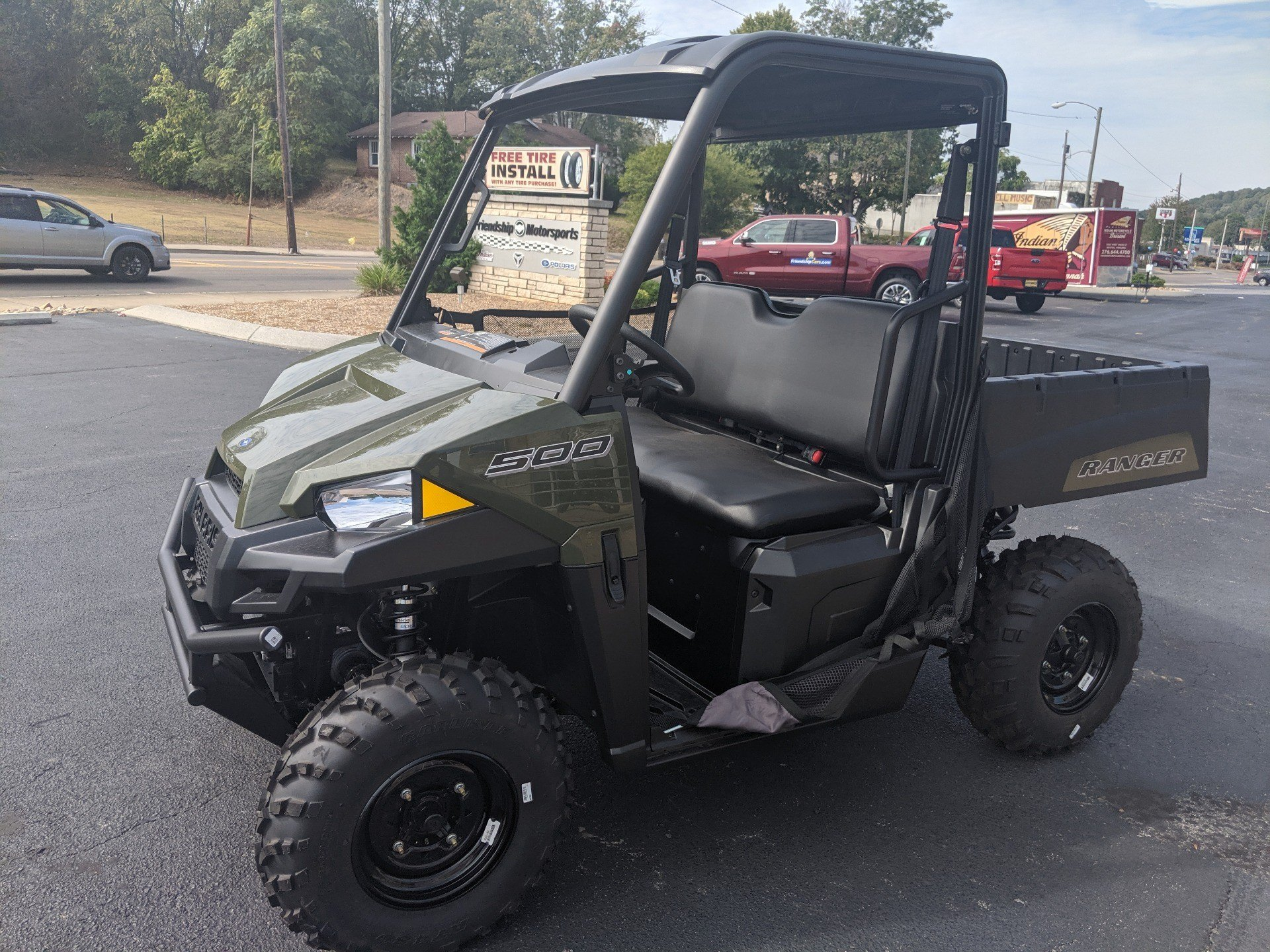 2020 Polaris Ranger 500 in Bristol, Virginia - Photo 8
