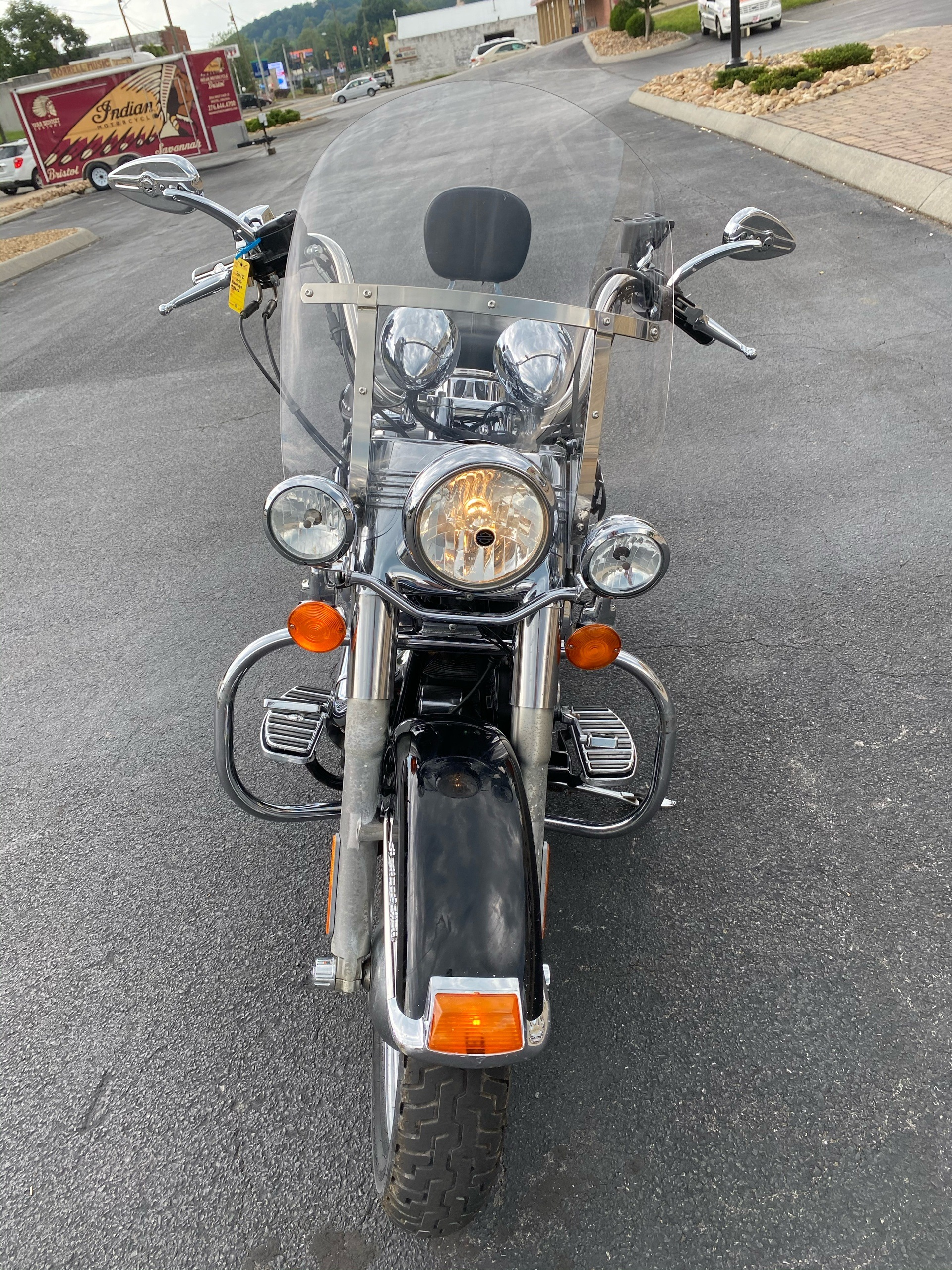 2012 Harley-Davidson Heritage Softail® Classic in Bristol, Virginia - Photo 5
