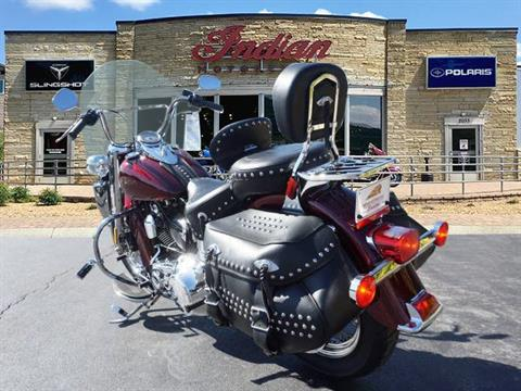 2014 Harley-Davidson Heritage Softail® Classic in Bristol, Virginia - Photo 4