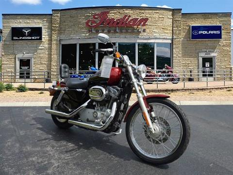2006 Harley-Davidson Sportster® 883 Custom in Bristol, Virginia