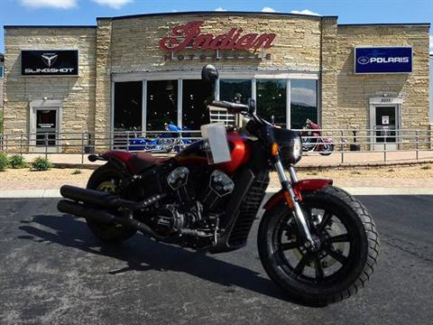 2019 Indian Scout® Bobber ABS Icon Series in Bristol, Virginia