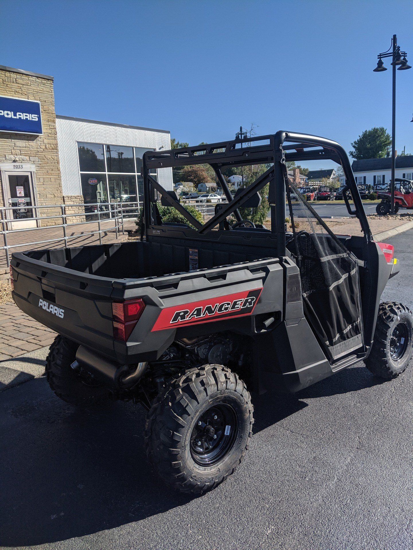 2020 Polaris Ranger 1000 in Bristol, Virginia - Photo 4