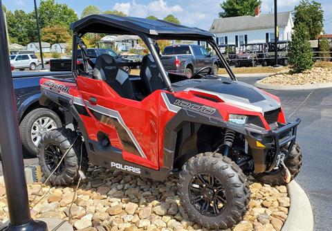 2019 Polaris General 1000 EPS Premium in Bristol, Virginia - Photo 1