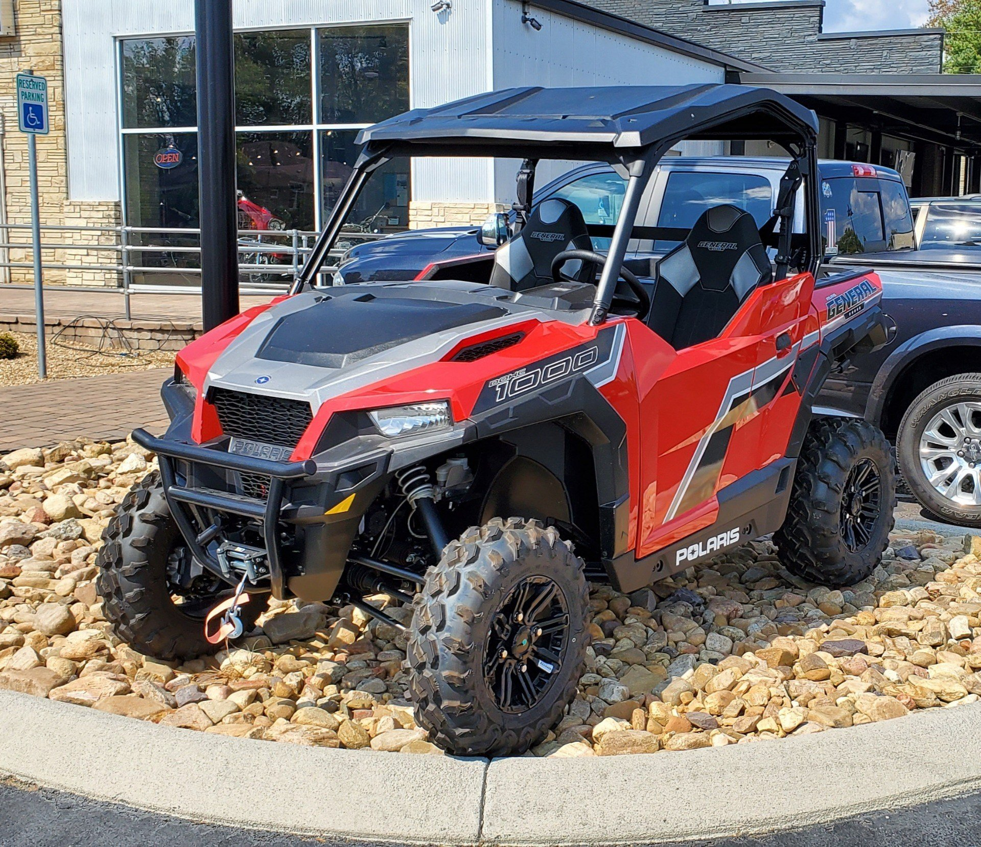 2019 Polaris General 1000 EPS Premium in Bristol, Virginia - Photo 2