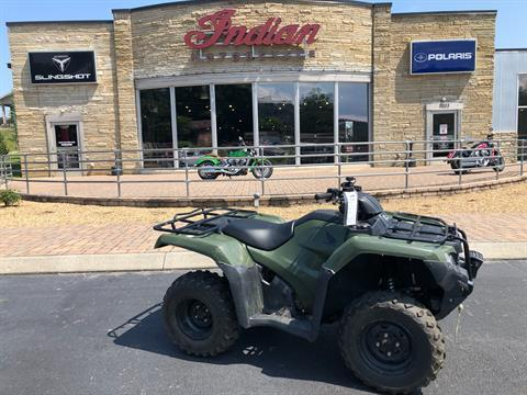 2016 Honda FourTrax Rancher 4X4 Automatic DCT in Bristol, Virginia - Photo 1