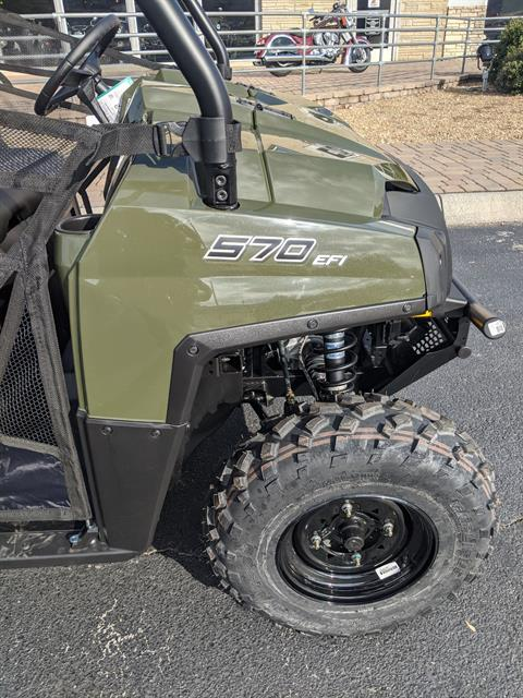 2020 Polaris Ranger 570 Full-Size in Bristol, Virginia - Photo 2