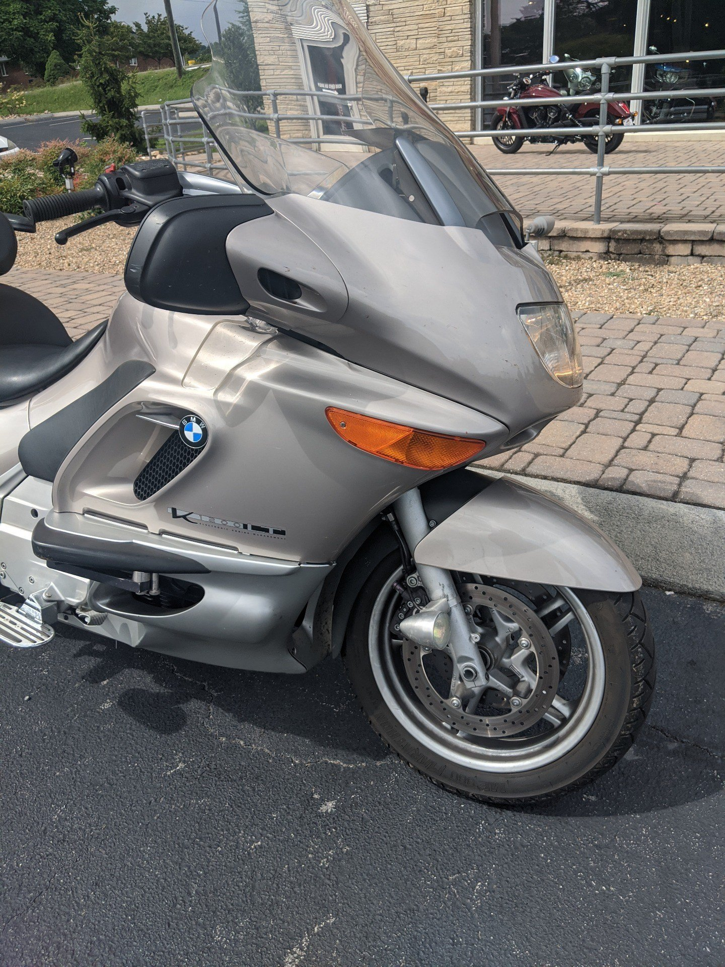 2001 BMW K 1200 LT-I in Bristol, Virginia - Photo 2