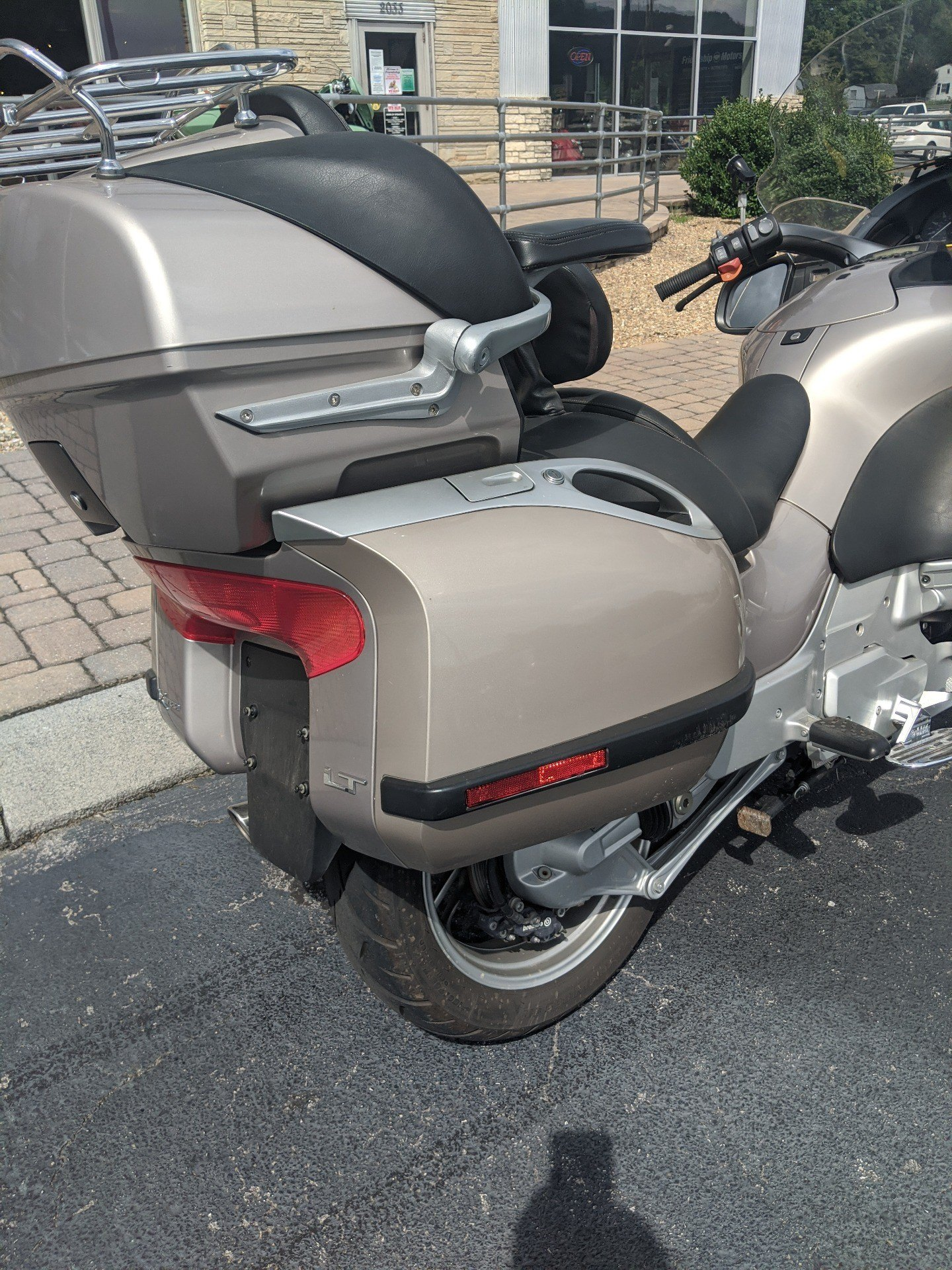 2001 BMW K 1200 LT-I in Bristol, Virginia - Photo 4