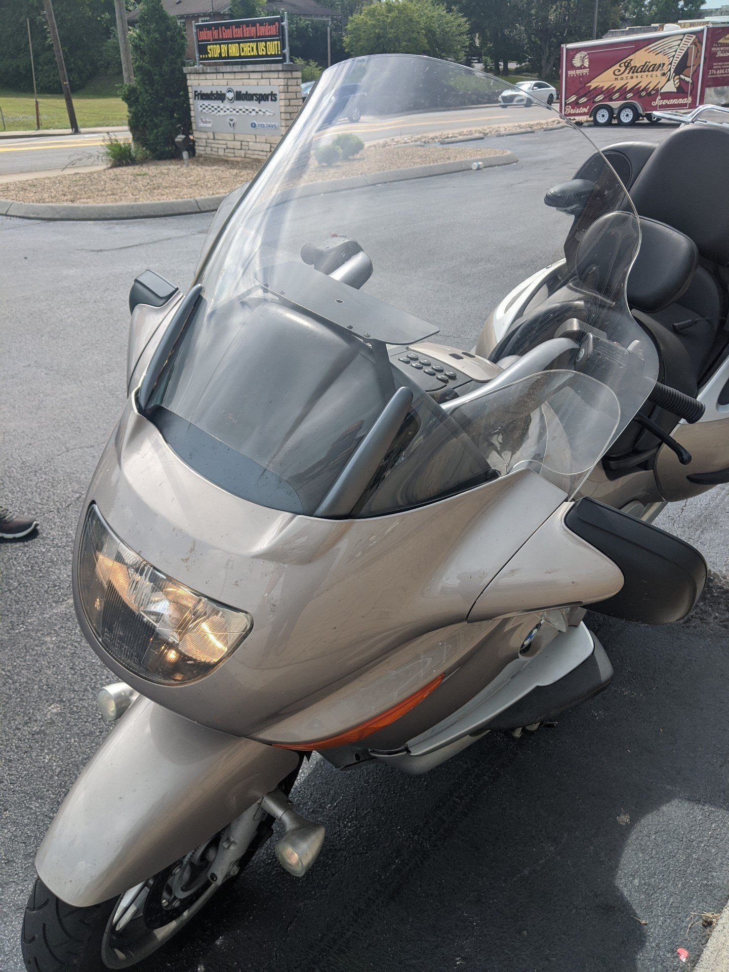 2001 BMW K 1200 LT-I in Bristol, Virginia - Photo 10