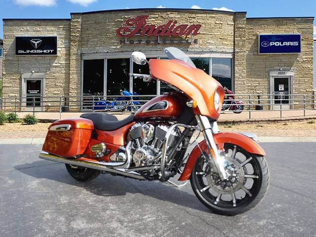 2019 Indian CHIEFTAIN LIMITED ICON SERIES in Bristol, Virginia - Photo 1