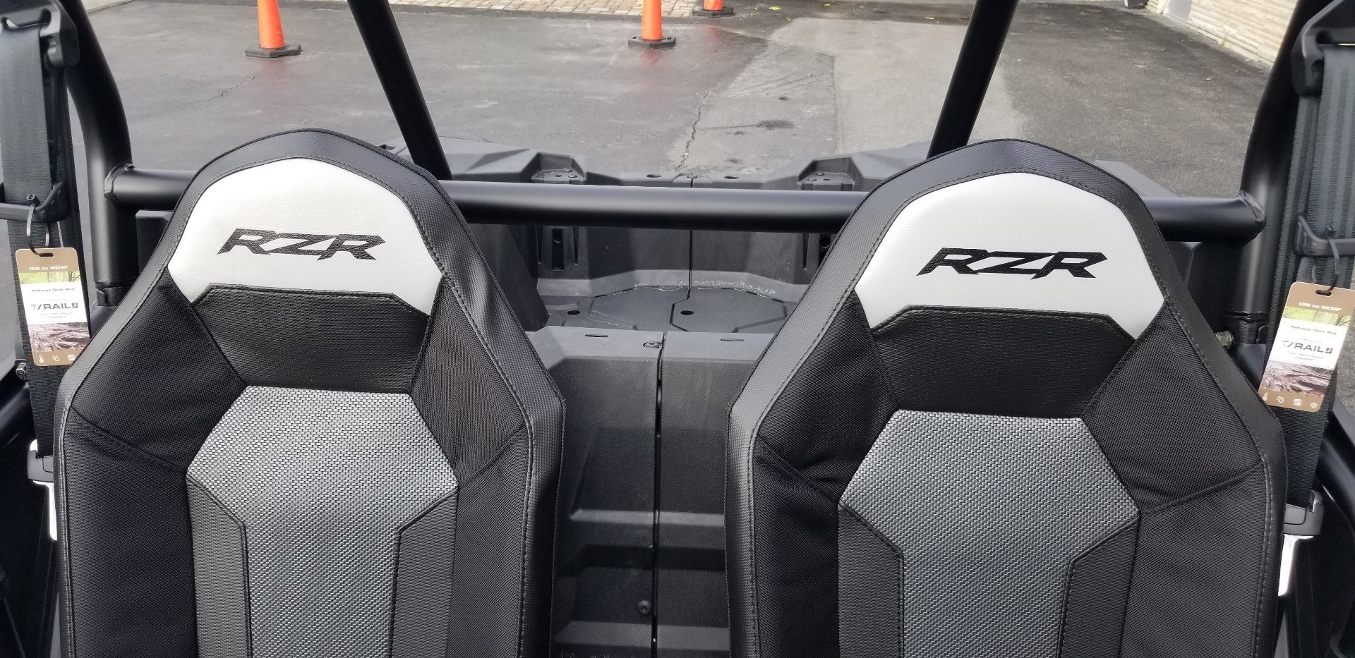 2021 Polaris RZR XP 4 Turbo in Bristol, Virginia - Photo 4