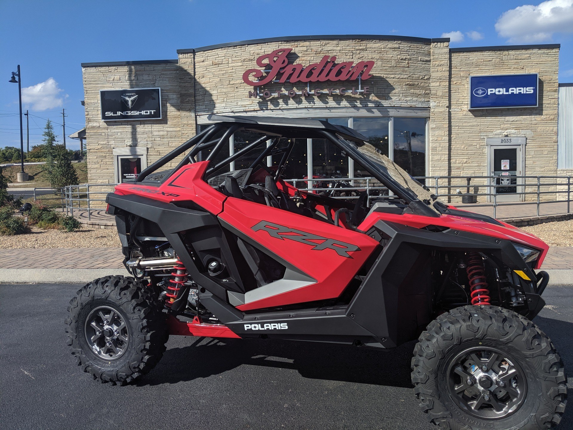 2020 Polaris RZR Pro XP Premium in Bristol, Virginia - Photo 1