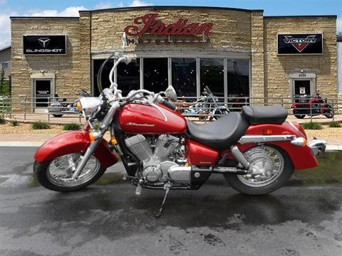 2015 Honda Shadow Aero® in Bristol, Virginia - Photo 5