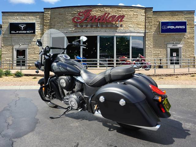 2018 Indian Springfield™ Dark Horse in Bristol, Virginia