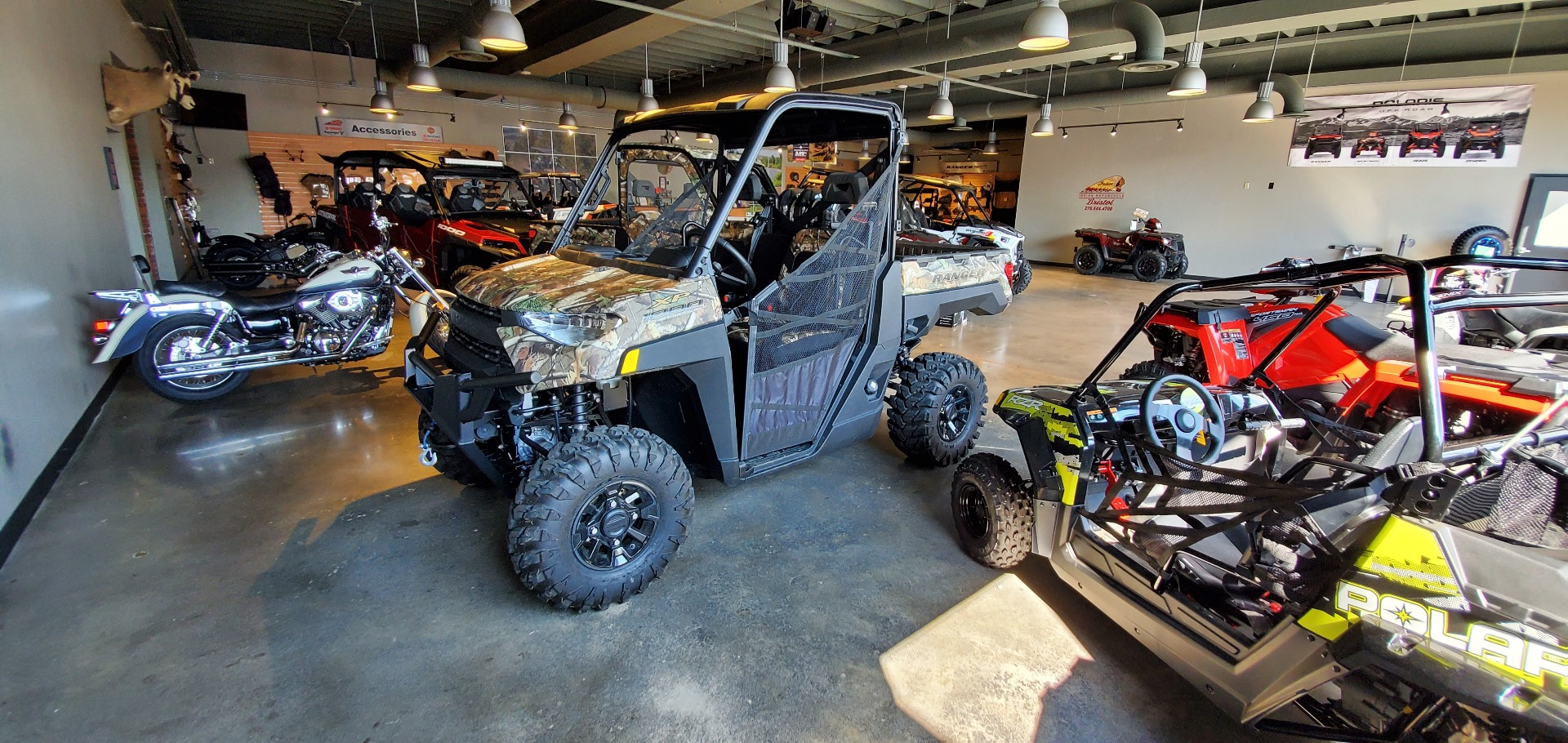 2020 Polaris Ranger XP 1000 Premium Back Country Package in Bristol, Virginia - Photo 3