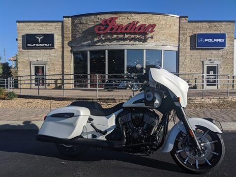 2019 Indian Chieftain® Dark Horse® ABS in Bristol, Virginia - Photo 1