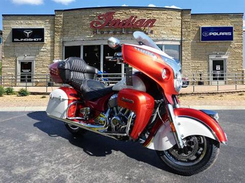 2019 Indian Roadmaster® Icon Series in Bristol, Virginia - Photo 1