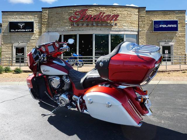 2019 Indian Roadmaster® Icon Series in Bristol, Virginia - Photo 4