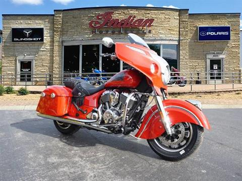 2019 Indian Chieftain® Classic Icon Series in Bristol, Virginia - Photo 1
