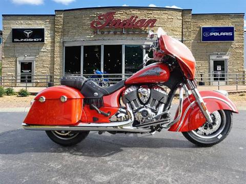 2019 Indian Chieftain® Classic Icon Series in Bristol, Virginia - Photo 2