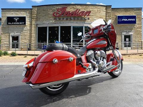 2019 Indian Chieftain® Classic Icon Series in Bristol, Virginia - Photo 3