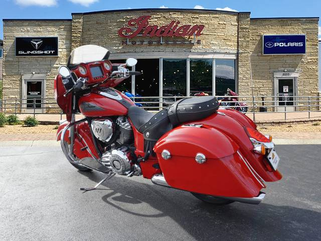 2019 Indian Chieftain® Classic Icon Series in Bristol, Virginia - Photo 4