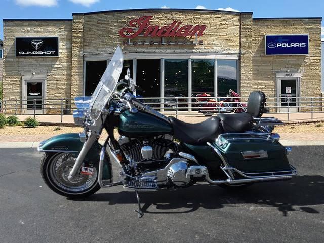 2000 Harley-Davidson FLHR/FLHRI Road King 5