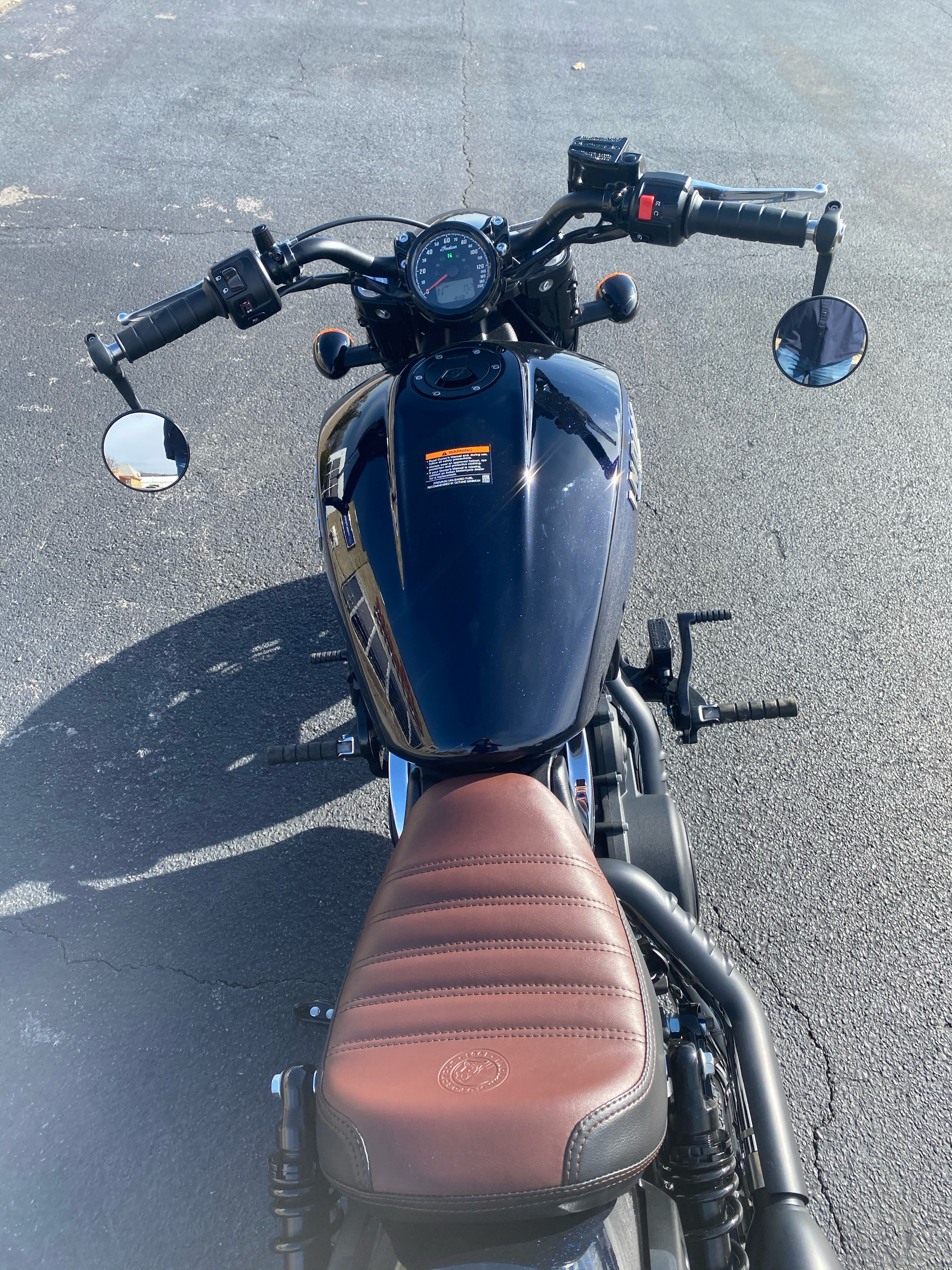 2021 Indian Scout® Bobber Sixty ABS in Bristol, Virginia - Photo 6