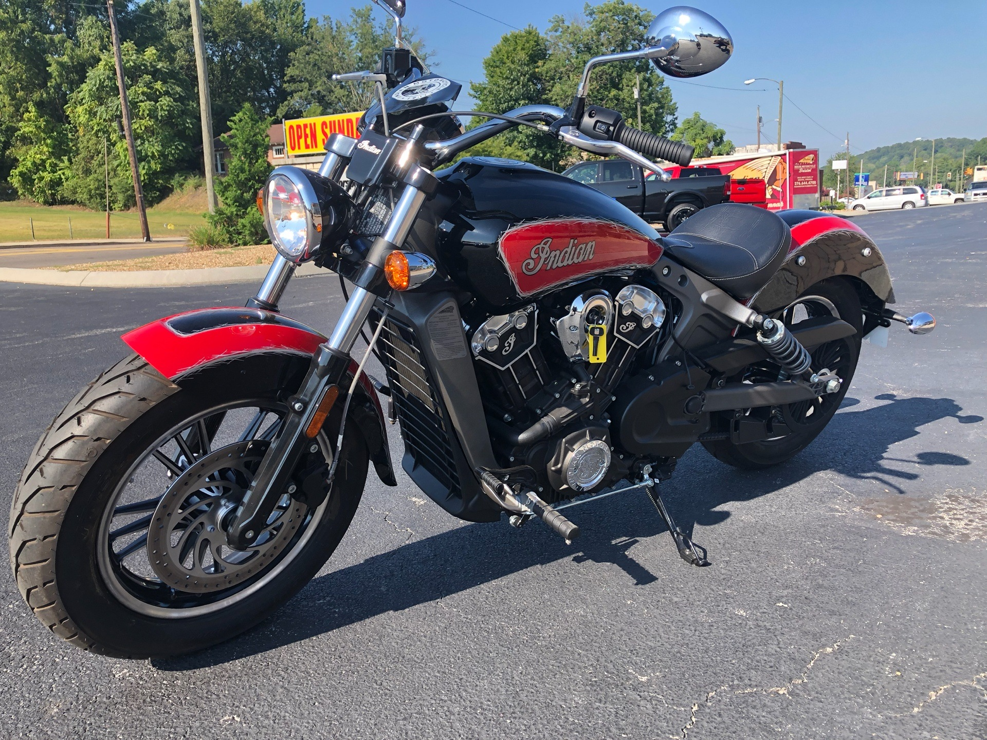 2018 Indian Scout® in Bristol, Virginia - Photo 13