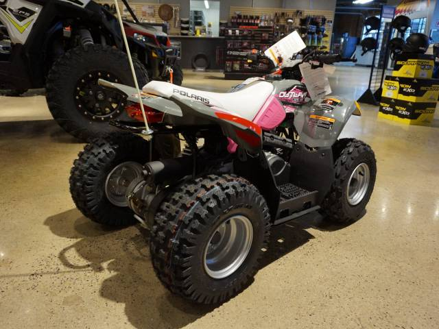 2018 Polaris Outlaw 50 in Bristol, Virginia