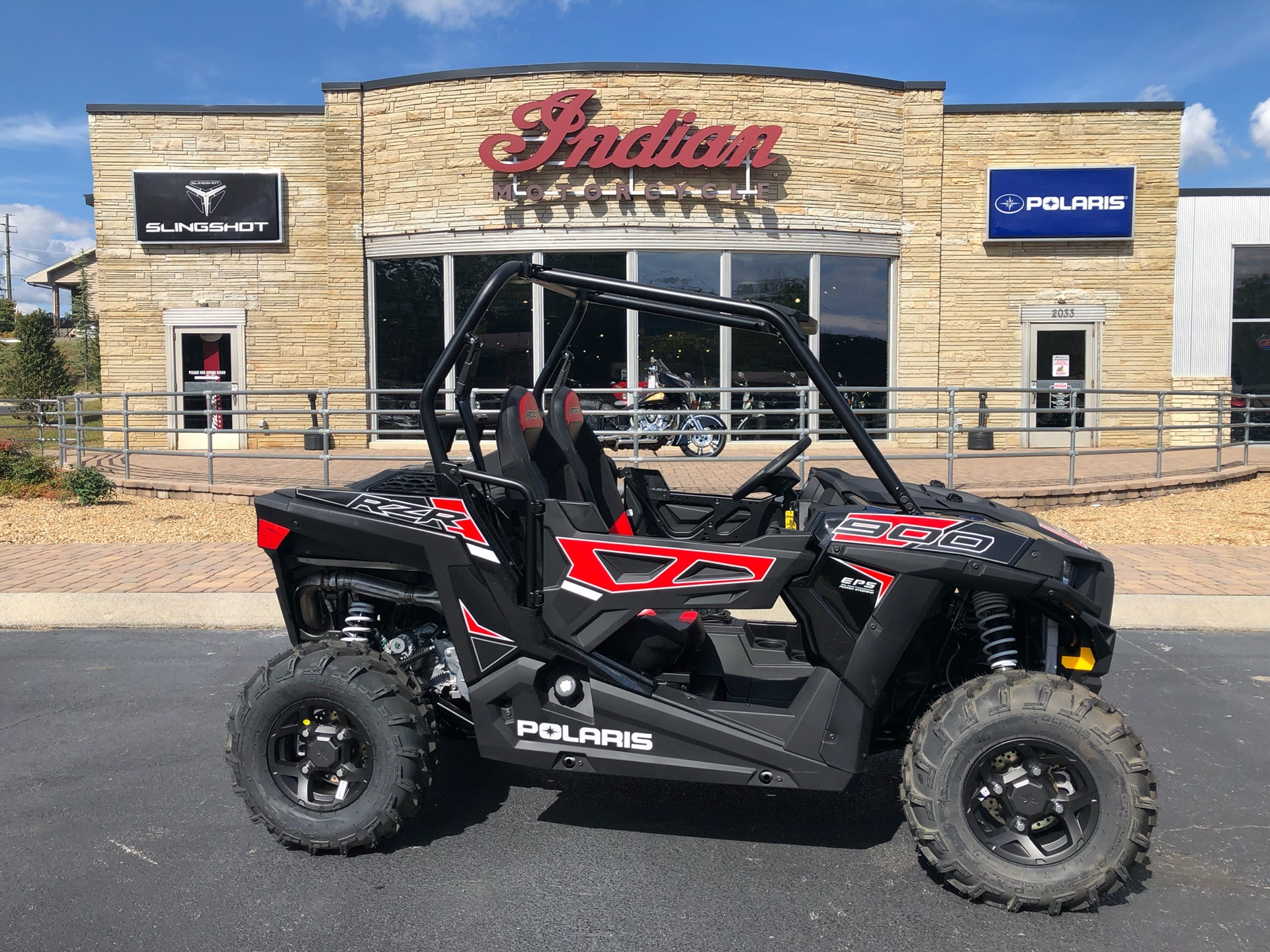 2020 Polaris RZR 900 Premium in Bristol, Virginia - Photo 1