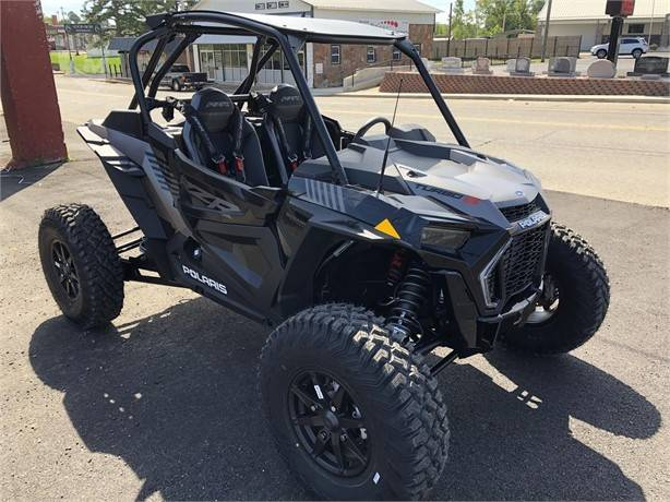 2021 Polaris RZR Turbo S in Cedar City, Utah
