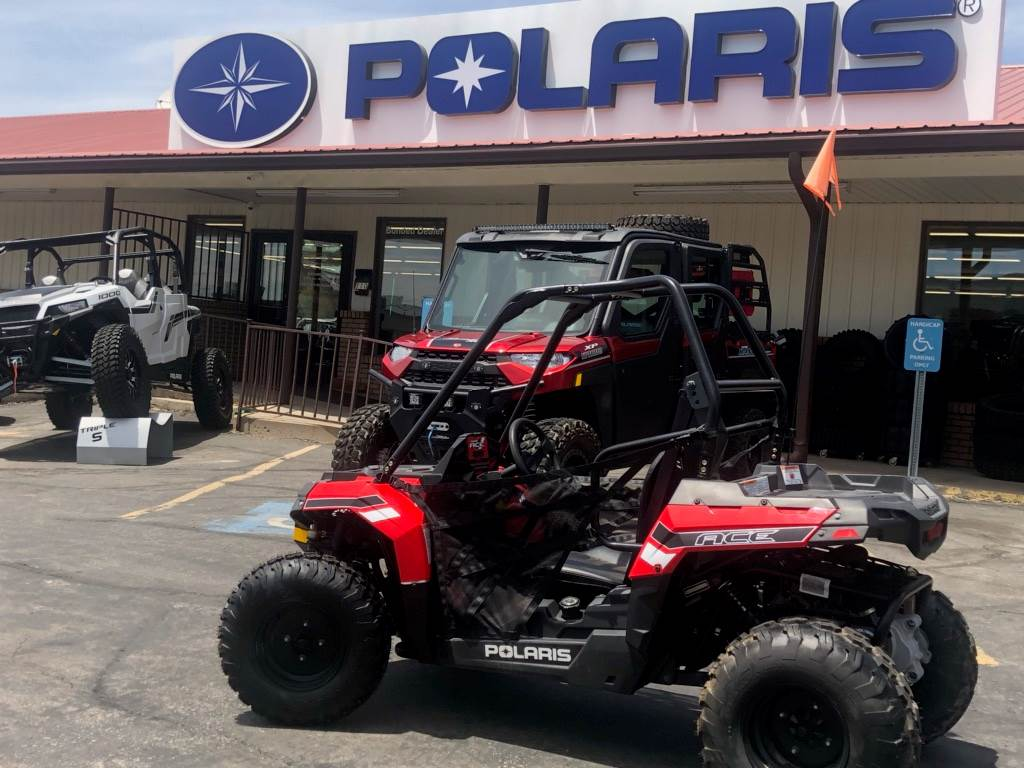 2017 Polaris Ace 150 EFI in Cedar City, Utah - Photo 2