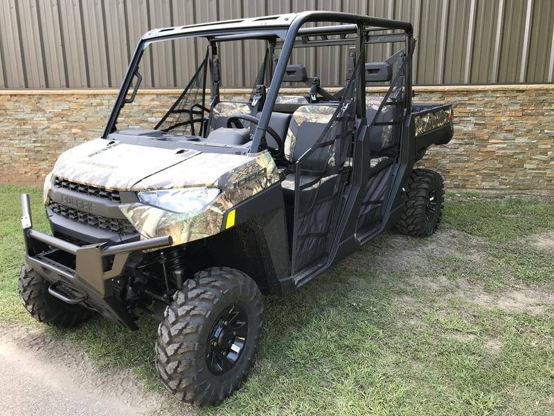2020 Polaris Ranger Crew 1000 EPS in Cedar City, Utah - Photo 1