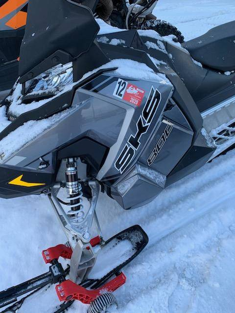 2018 Polaris 800 SKS 155 ES in Cedar City, Utah - Photo 3