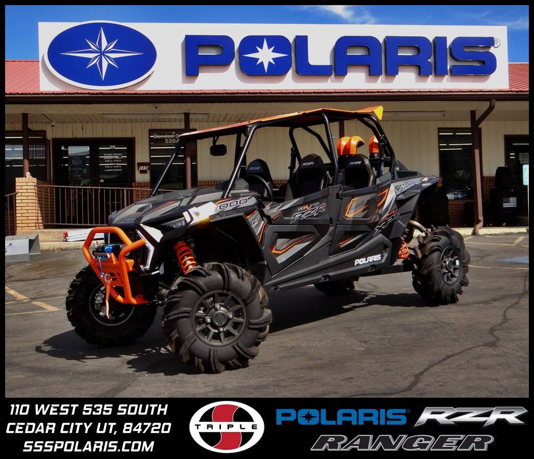 2019 Polaris RZR XP 4 1000 High Lifter in Cedar City, Utah - Photo 5