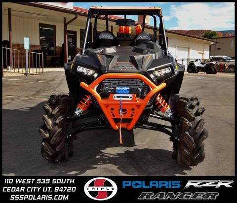 2019 Polaris RZR XP 4 1000 High Lifter in Cedar City, Utah - Photo 6
