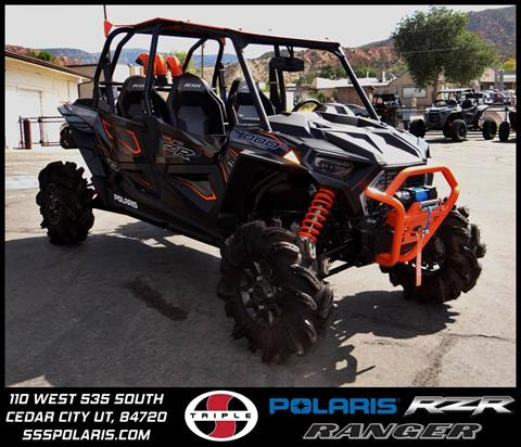 2019 Polaris RZR XP 4 1000 High Lifter in Cedar City, Utah - Photo 7