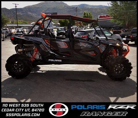 2019 Polaris RZR XP 4 1000 High Lifter in Cedar City, Utah - Photo 8