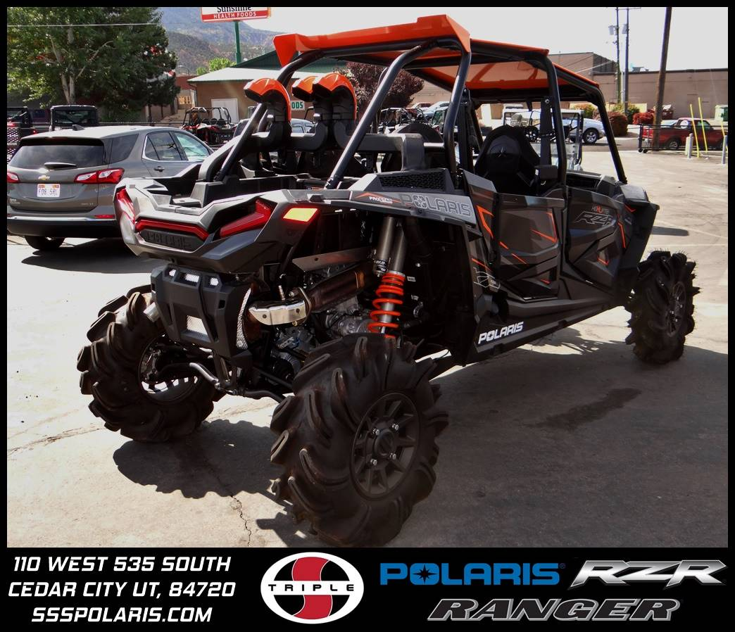 2019 Polaris RZR XP 4 1000 High Lifter in Cedar City, Utah - Photo 9