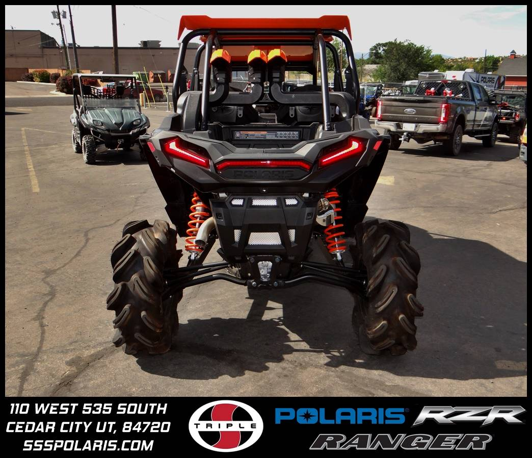 2019 Polaris RZR XP 4 1000 High Lifter in Cedar City, Utah - Photo 10