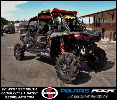 2019 Polaris RZR XP 4 1000 High Lifter in Cedar City, Utah - Photo 11