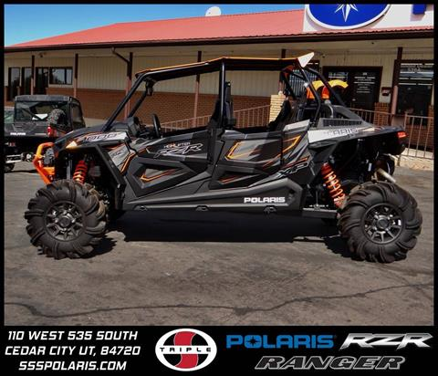 2019 Polaris RZR XP 4 1000 High Lifter in Cedar City, Utah - Photo 12
