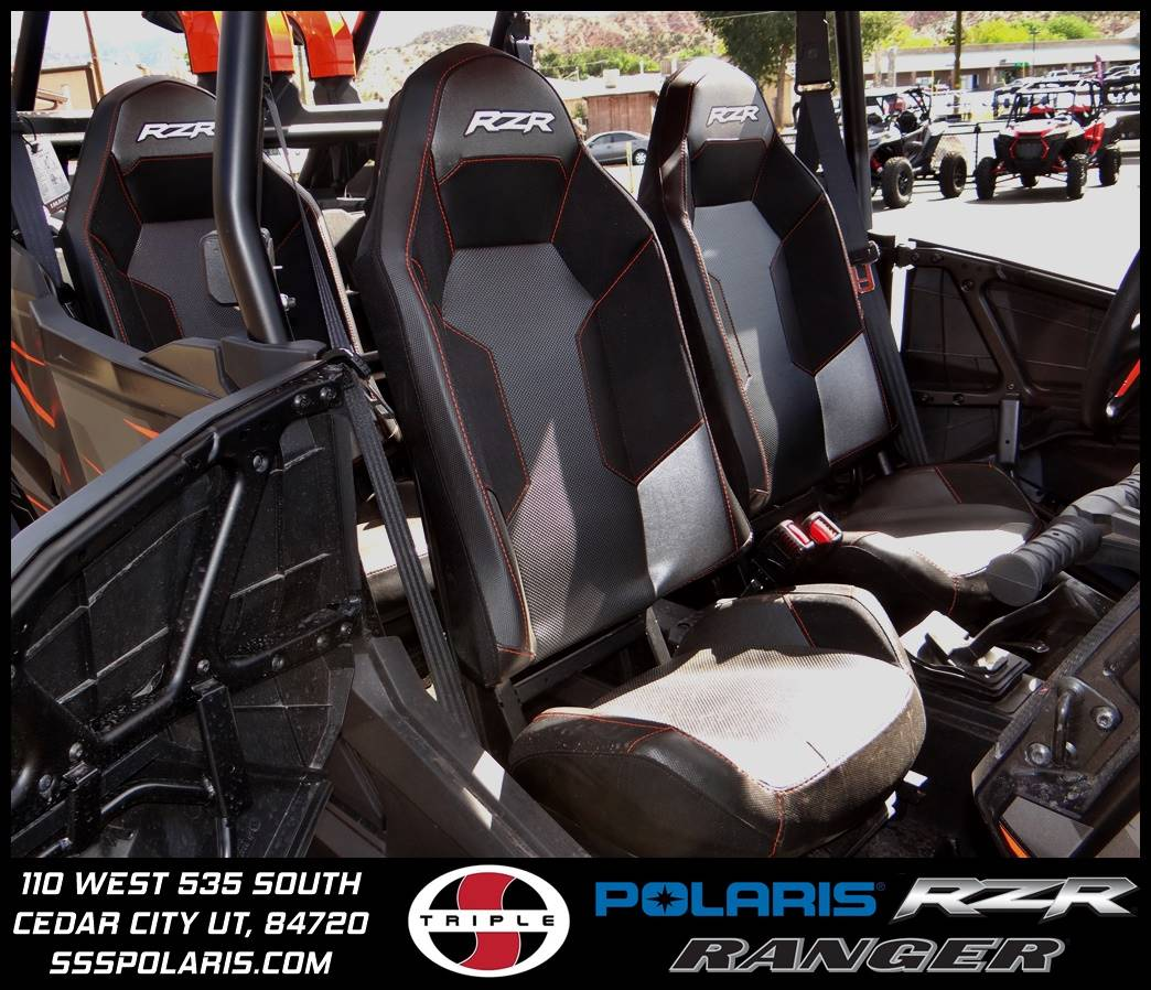 2019 Polaris RZR XP 4 1000 High Lifter in Cedar City, Utah - Photo 15