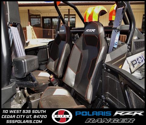 2019 Polaris RZR XP 4 1000 High Lifter in Cedar City, Utah - Photo 19